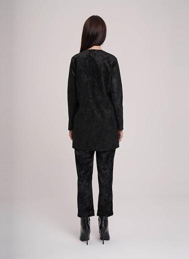 Mizalle Ceket Siyah